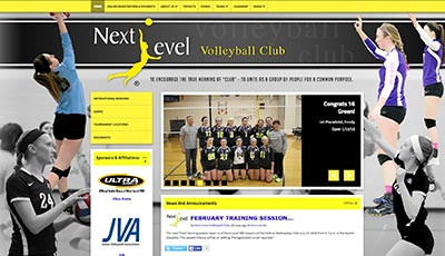 Next Level Volleyball Club